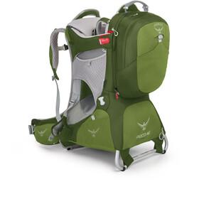 Osprey Poco AG Premium Zaino porta bimbo verde oliva